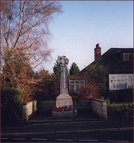 War Memorial - Dilton Marsh